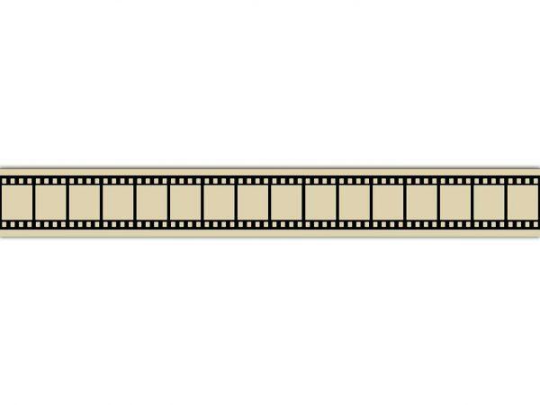 Cenefa Horizontal Negativo Cine | Carteles XXL - Impresión carteleria publicitaria