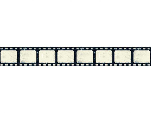 Cenefa Horizontal Carrete Cine | Carteles XXL - Impresión carteleria publicitaria
