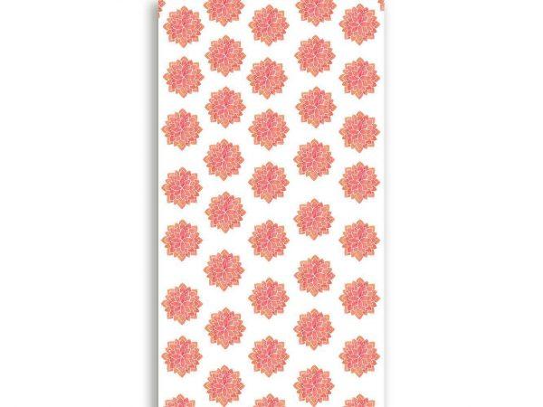 Cenefa Vertical Flor de Loto | Carteles XXL - Impresión carteleria publicitaria