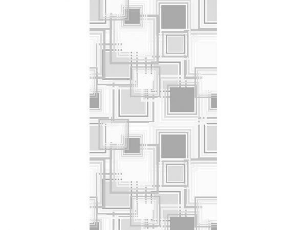 Papel Pintado Cuadrados Grises Onda | Carteles XXL - Impresión carteleria publicitaria