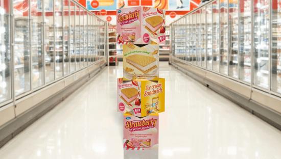 Cubo flash automático | Carteles XXL - Impresión carteleria publicitaria