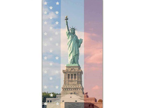 Papel Pintado Estatua de la Libertad   Carteles XXL - Impresión carteleria publicitaria