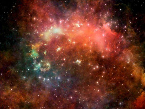 Fotomural Papel Pintado Galaxias Interestelares | Carteles XXL - Impresión carteleria publicitaria