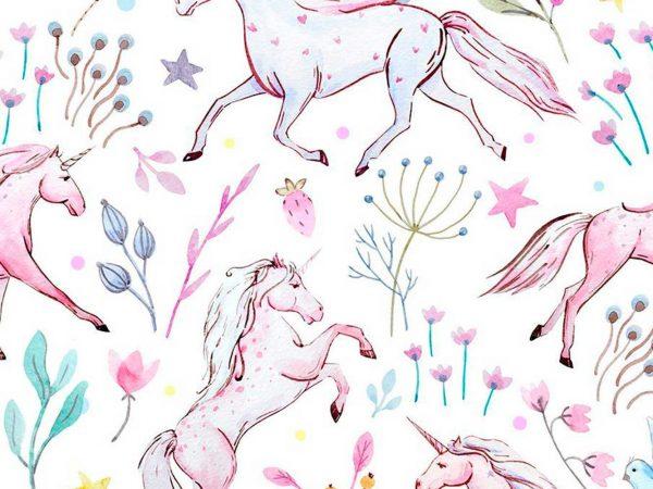 Fotomural Papel Pintado Unicornios | Carteles XXL - Impresión carteleria publicitaria