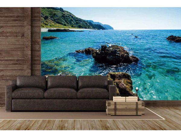 Fotomural Vinilo Cala de Maro | Carteles XXL - Impresión carteleria publicitaria