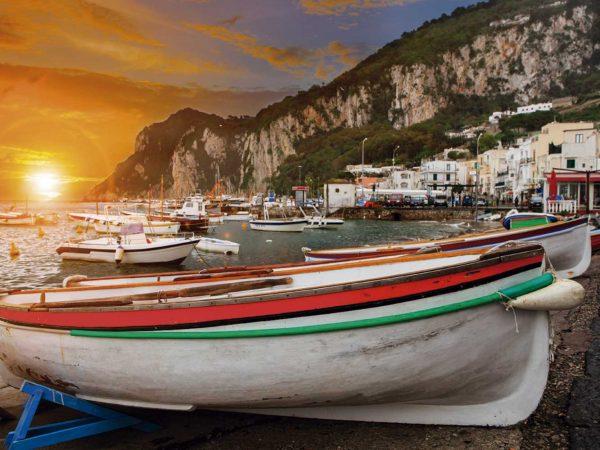 Fotomural Vinilo Pesquero Sur Italia | Carteles XXL - Impresión carteleria publicitaria