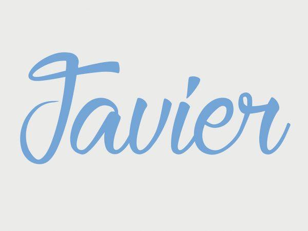 Letras Vinilo Infantiles Personalizadas | Carteles XXL - Impresión carteleria publicitaria