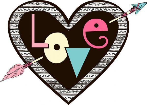 Vinilo Decorativo Love | Carteles XXL - Impresión carteleria publicitaria