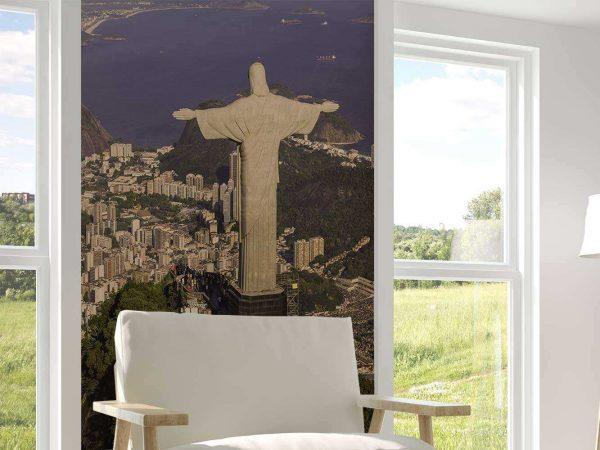 Papel Pintado Cristo Redentor | Carteles XXL - Impresión carteleria publicitaria