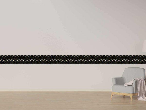 Cenefa Horizontal Temática Bigotes | Carteles XXL - Impresión carteleria publicitaria