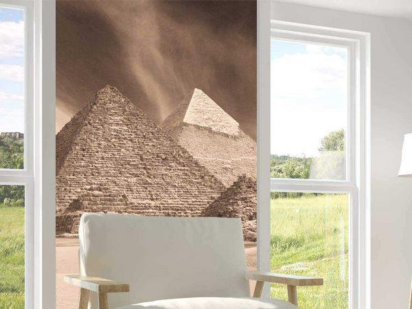 Papel Pintado Pirámides Egipcias | Carteles XXL - Impresión carteleria publicitaria