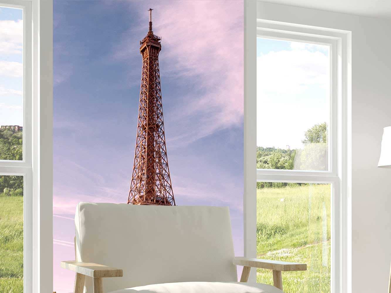 Papel Pintado Torre Eiffel | Carteles XXL - Impresión carteleria publicitaria