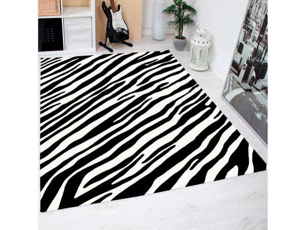 Alfombra PVC Estampado Arte Piel Cebra | Carteles XXL - Impresión carteleria publicitaria