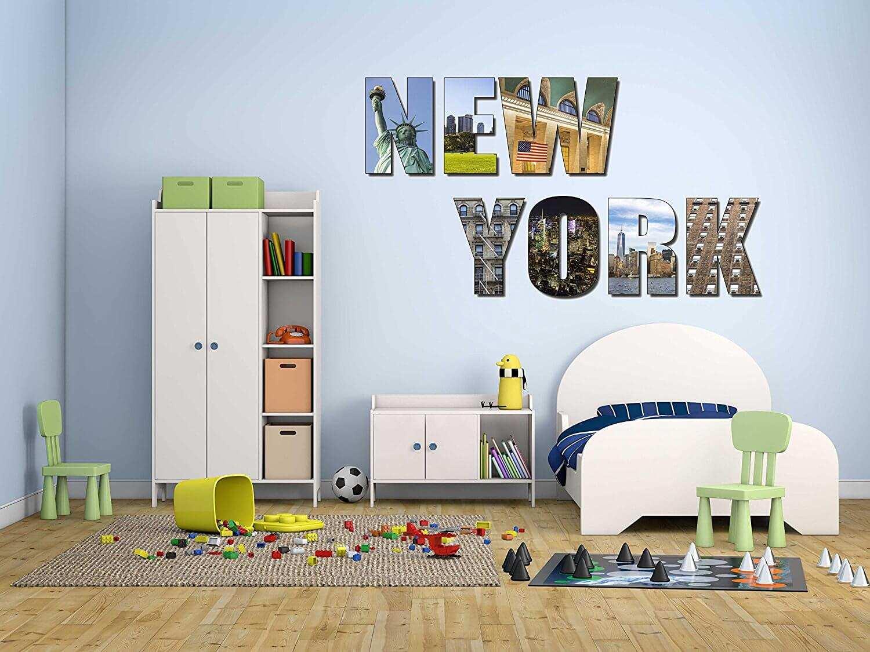 Vinilo Decorativo New York | Carteles XXL - Impresión carteleria publicitaria
