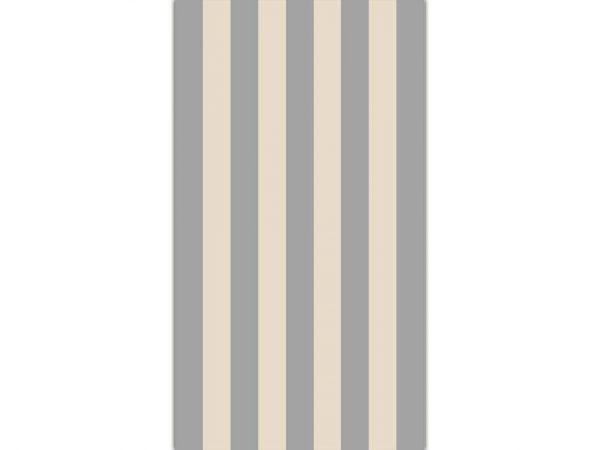 Cenefa Vertical Papel Pintado Franjas Verticales Gris Beige | Carteles XXL - Impresión carteleria publicitaria
