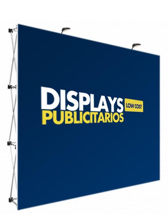 Pop up 3x3 | Carteles XXL - Impresión carteleria publicitaria