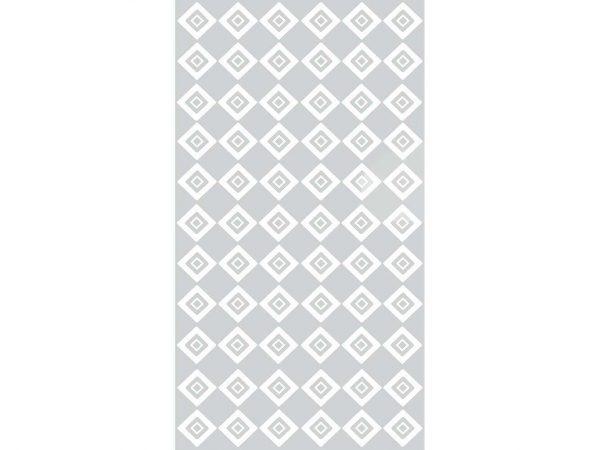 Cenefa Vertical Romos Gris | Carteles XXL - Impresión carteleria publicitaria