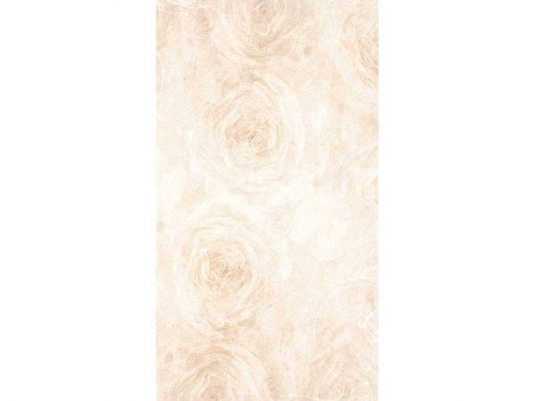 Cenefa Vertical Rosas Beige | Carteles XXL - Impresión carteleria publicitaria