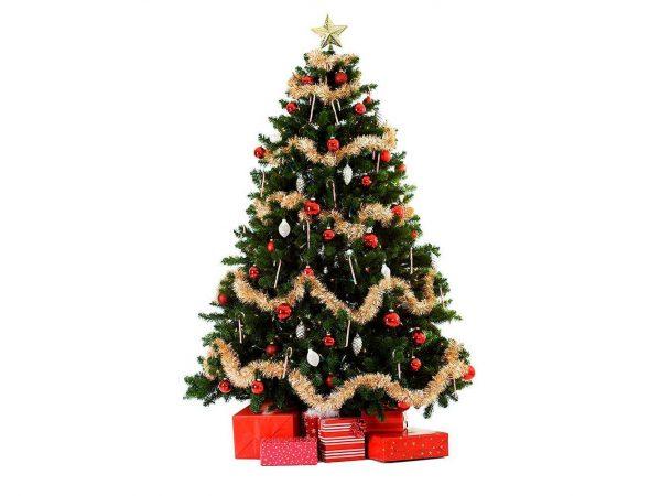 Vinilo Decorativo Arbol Navidad   Carteles XXL - Impresión carteleria publicitaria