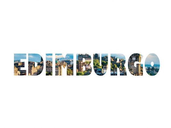 Vinilo Decorativo Ciudades Edimburgo | Carteles XXL - Impresión carteleria publicitaria