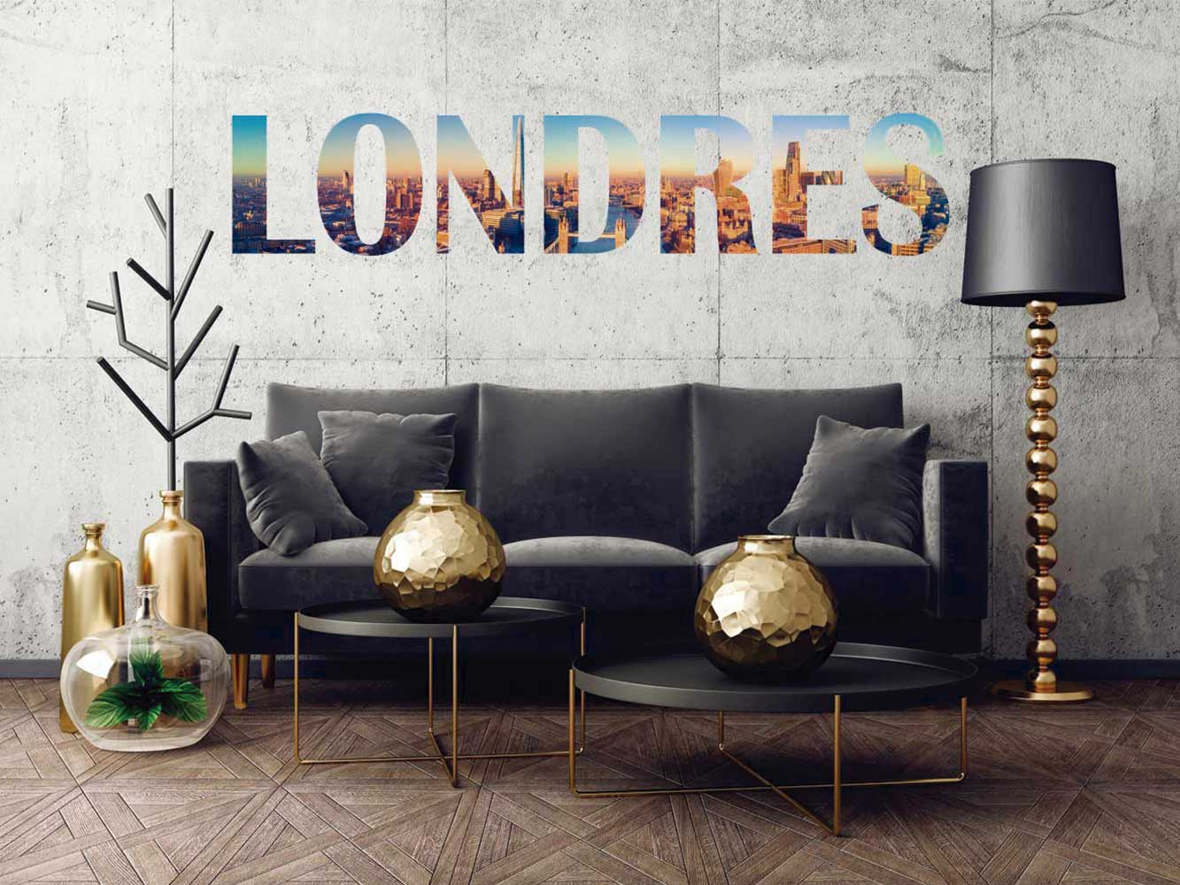 Vinilo Decorativo Ciudades Londres | Carteles XXL - Impresión carteleria publicitaria