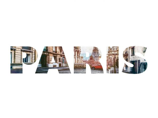 Vinilo Decorativo Ciudades París | Carteles XXL - Impresión carteleria publicitaria