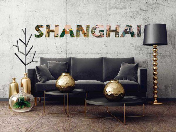 Vinilo Decorativo Ciudades Shanghai | Carteles XXL - Impresión carteleria publicitaria