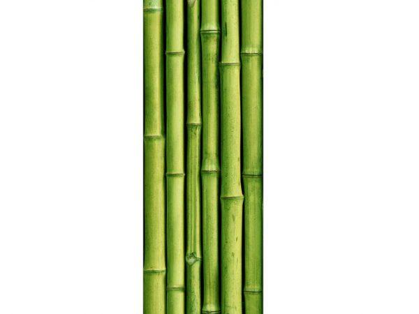 Vinilo Decorativo Mampara Textura Azulejos Bambú | Carteles XXL - Impresión carteleria publicitaria