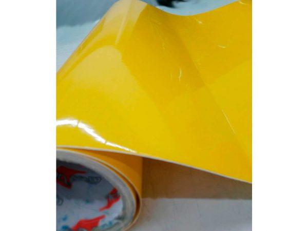 Vinilo Decorativo Mueble Amarillo   Carteles XXL - Impresión carteleria publicitaria