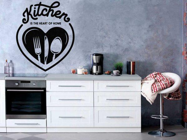 Vinilo Frases Kitchen Home | Carteles XXL - Impresión carteleria publicitaria