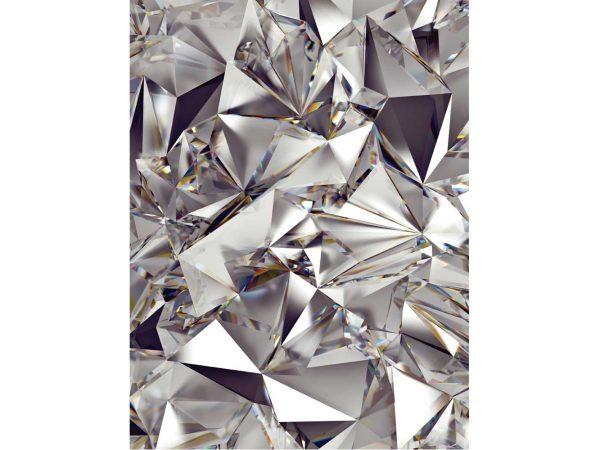Vinilo Frigorífico Diamantes Brillantes   Carteles XXL - Impresión carteleria publicitaria