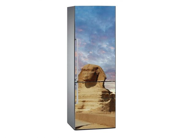 Vinilo Frigorífico Egipto Atardecer | Carteles XXL - Impresión carteleria publicitaria