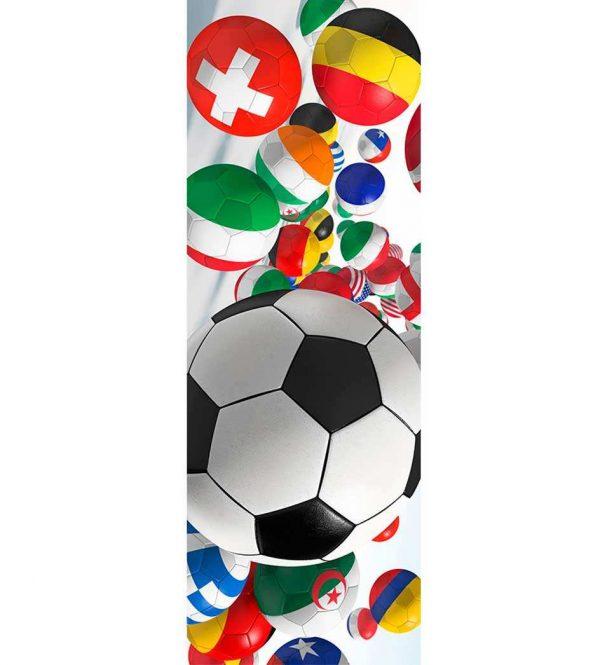 Vinilo Frigorífico Fútbol Países | Carteles XXL - Impresión carteleria publicitaria