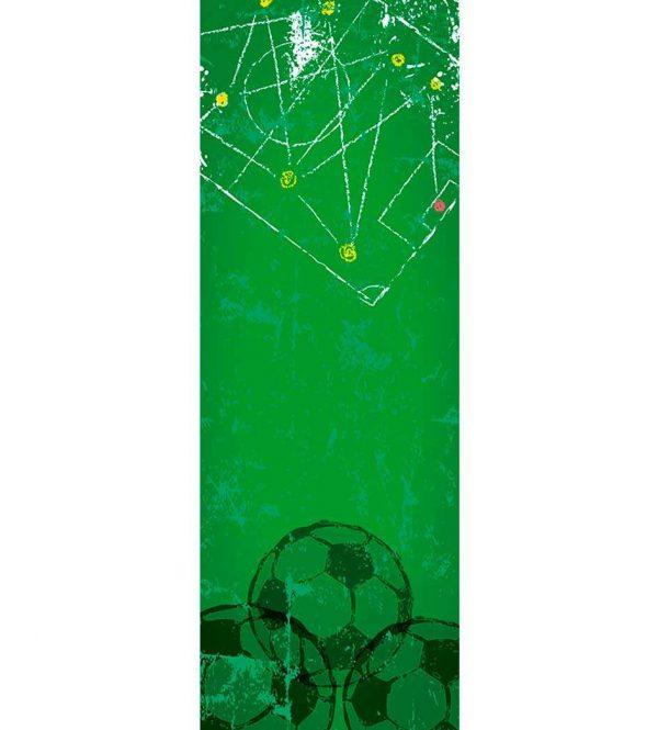 Vinilo Frigorífico Fútbol Tácticas | Carteles XXL - Impresión carteleria publicitaria