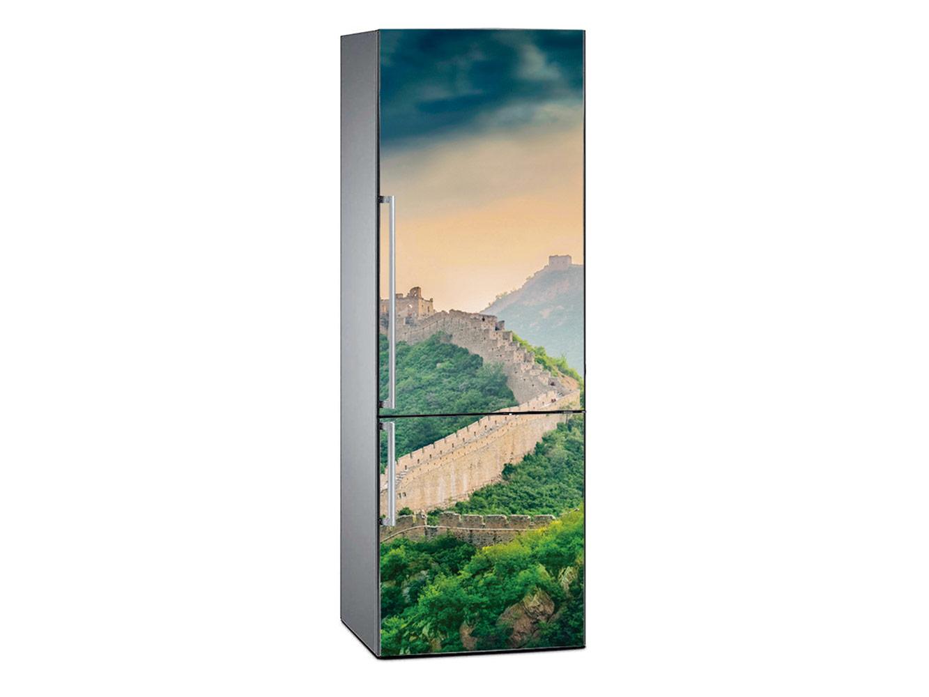 Vinilo Frigorífico Gran Muralla China | Carteles XXL - Impresión carteleria publicitaria