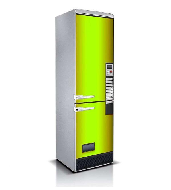 Vinilo Frigorífico Máquina Expendedora | Carteles XXL - Impresión carteleria publicitaria