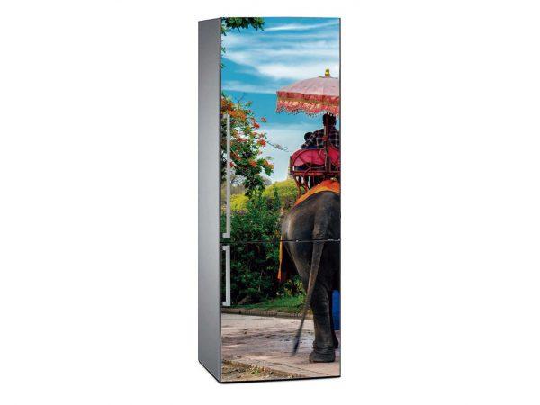 Vinilo Frigorífico Parque Ayutthaya Tailandia | Carteles XXL - Impresión carteleria publicitaria
