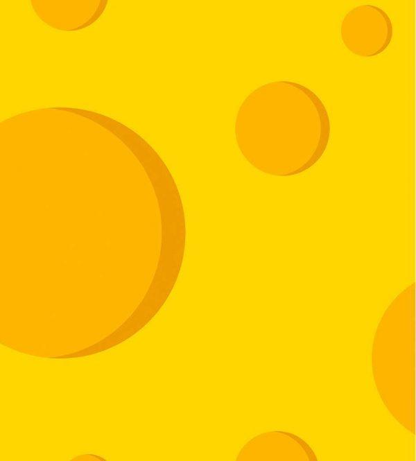 Vinilo Frigorífico Queso Amarillo | Carteles XXL - Impresión carteleria publicitaria