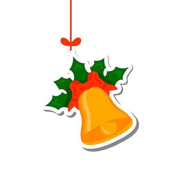 Vinilo Navidad Figuras Carton | Carteles XXL - Impresión carteleria publicitaria