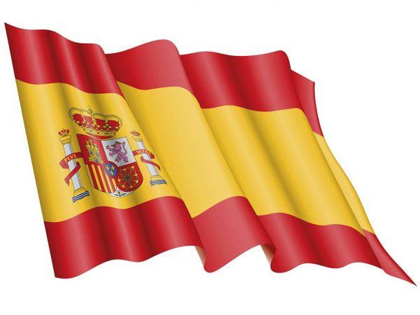 Vinilo Pegatina Bandera España | Carteles XXL - Impresión carteleria publicitaria