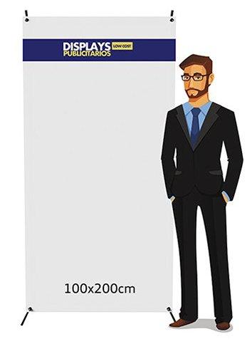 XBanner 100x200cm | Carteles XXL - Impresión carteleria publicitaria