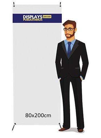 XBanner 80x200cm | Carteles XXL - Impresión carteleria publicitaria