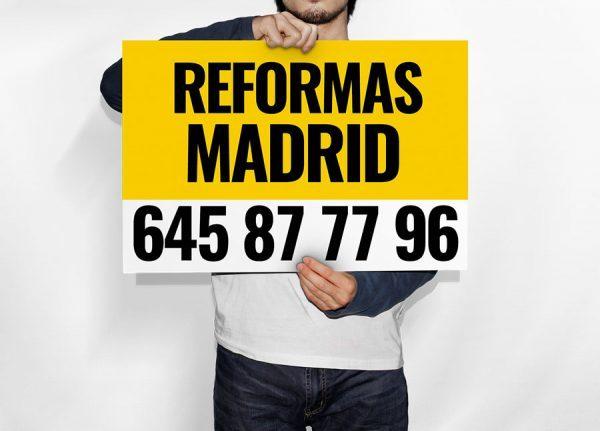 Cartel de Reformas
