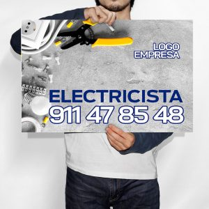 Cartel Electricista