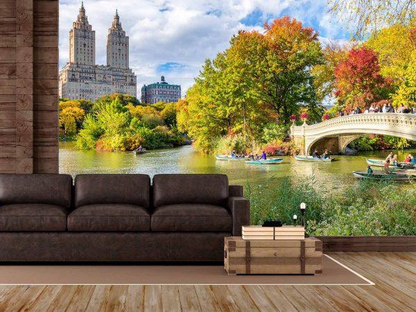 Fotomural Central Park de Día | Carteles XXL - Impresión carteleria publicitaria