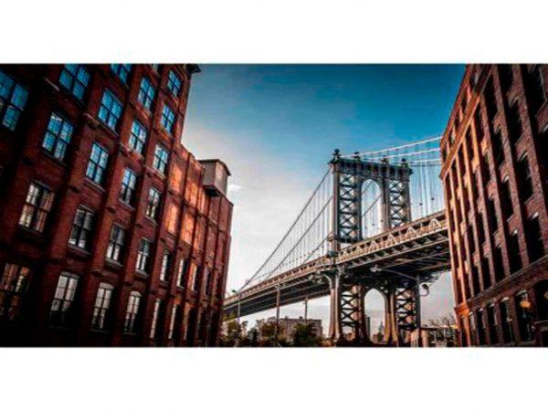 Fotomural Puente Nueva York | Carteles XXL - Impresión carteleria publicitaria