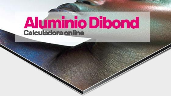 Aluminio Dibond | Carteles XXL - Impresión carteleria publicitaria