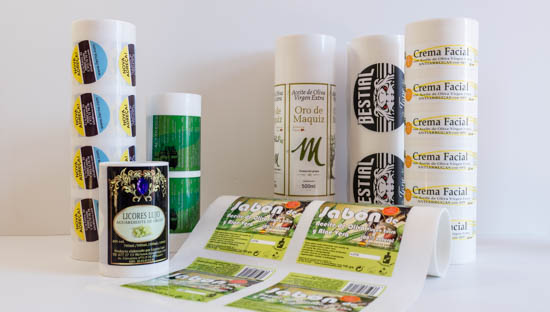 Etiquetas en bobina | Carteles XXL - Impresión carteleria publicitaria